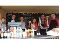 WE WANT YOU! Swan, Shakespeare's Globe - Baristas and Piazza Bar tenders required