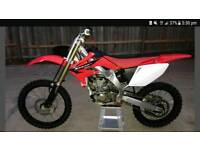 NON RUNNERS WANTED KX YZF YZ RM KXF