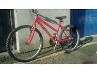 Ladies bike good running condition