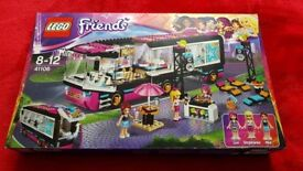 LEGO 41106 Friends Tour Bus