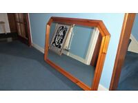 MUST SEE, LARGE MIRROR, ONLY £20