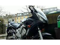 Yamaha fzs600 -' 56'plate -excellent bike