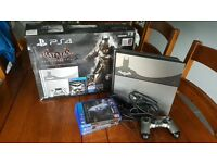 PS4 Limited Edition Batman Console & 5 Games