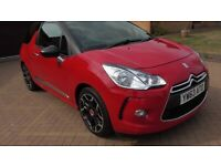 CITROEN DS3 STYLE+ 1.6 3DR RED,1YRS MOT,CLICK ON VIDEO LINK TO SEE MORE DETAILS