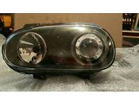 Vw golf headlights