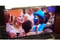 "Panasonic Viera 60"" LED 4K Smart 3D TV With FreeSat HD (TX-60AS802B)!!!"