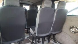 9 Seater Minibus 2.5 D4D 120 BHP