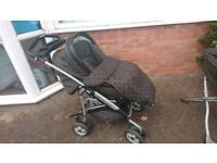 Mamas and Papas Mpx pram and pushchair