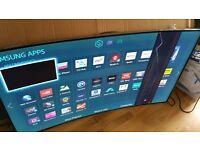 Samsung 65 inch TV UE65HU8500 SPARE OR REPAIR 3D HD LED Internet TV