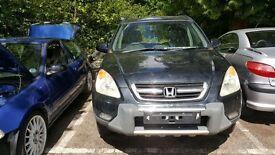 Honda CRV SE sport