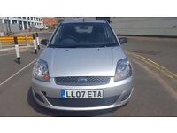 57 plate ford fiesta zetec, 1.2 petrol, drive very well. and long mot on it. cheap insurance,