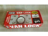 Kasp 500 series van lock & hasp, K50073