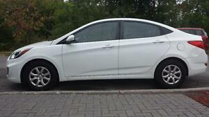 2013 Hyundai Accent                               *****SOLD*****