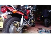 Yamaha fazer very rare 700cc bike