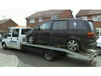 Transit 3.5t recovery crew cab £,3450