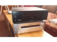 Sony Surround sound Tuner amp and Kenwood CD player