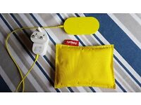 Nokia DT-901 Universal Wireless Qi Charging Pillow by Fatboy - Yellow