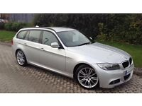 BMW 318d M Sport Touring - Immaculate condition, FDSH