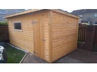 Top quality sheds