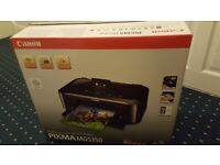 Very cheap. Canon Wireless Printer scanner. Collect today cheap. can deliver locally.