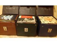 Vinyl singles & LP's FREE