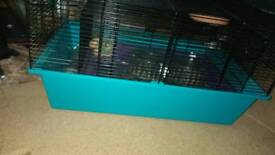 Hamster cages x 2