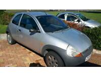 5 months mot !! Ford ka 1.3 petrol 2004 reg, Spares or repairs