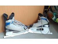 Nike v4 ice skates 10EE