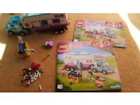Lego Friends sets - job lot including Heartlake supermarket, Party Train and Horse Trailer