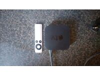 Apple TV 3rd Gen Model A1469 with remote Rarely used £40