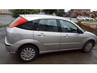 FORD FOCUS GHIA ONLY 71K