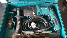 Makita SDS drill