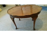 Attractive Coffee Table with inlay