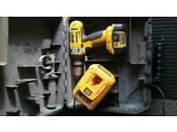 Dewalt dc988 lithium combination drill