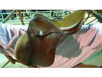 horse saddle by Stubben