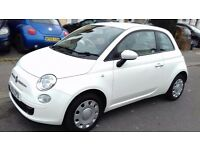 Fiat 500 pop 3dr - excellent drive, kept very clean, guaranteed mileage, ready to be driven away