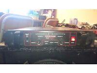 Customsound 500w mosfet power amp
