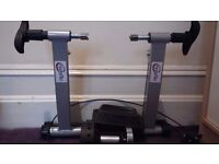 Indoor Magnetic Resistance Turbo Bike Trainer Exercise Cycle