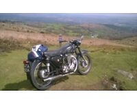Matchless 350 G3L 1956 original and unrestored