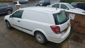 Vauxhall Astravan 1.3 CDTI (White) 2009 (Willing to Swap for Aprilia RS4 125 or Yamaha R125)