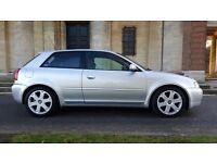 *****Audi S3 2001/51 1.8T Quattro 210 bhp Low Miles*** **