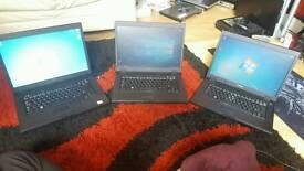 Joblot of 3 laptops - Dell Latitude E5500