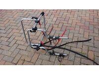 Rear wheel bike rack for Honda CRV