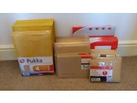 Large Selection of Envelopes & Postage Boxes