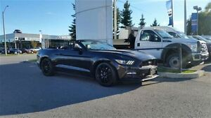 2016 Ford Mustang Convertible GT Premium **BLACK APPEARANCE PKG*