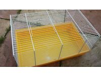 small hamster cage good condition only £5.00