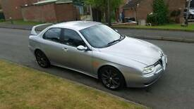 Alpha Romeo 156 2.4 JTD - not Astra/Focus/passat