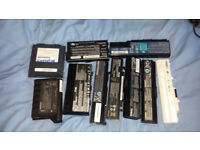 Wanted - Old/Broken/Faulty/Used/Unused/New Laptop Batteries