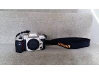 Nikon F60 (Film) Camera