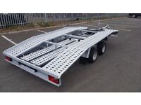 BRAND NEW Car Transporter Trailer Recovery Flat bed 2700kg BEST PRICE 4.0 m long £2050 inc vat